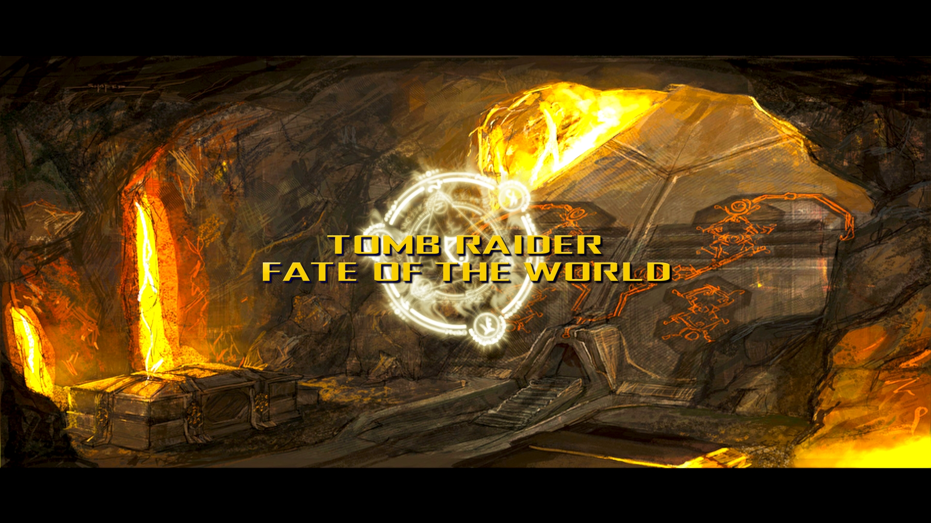 Tomb Raider: Fate Of The World